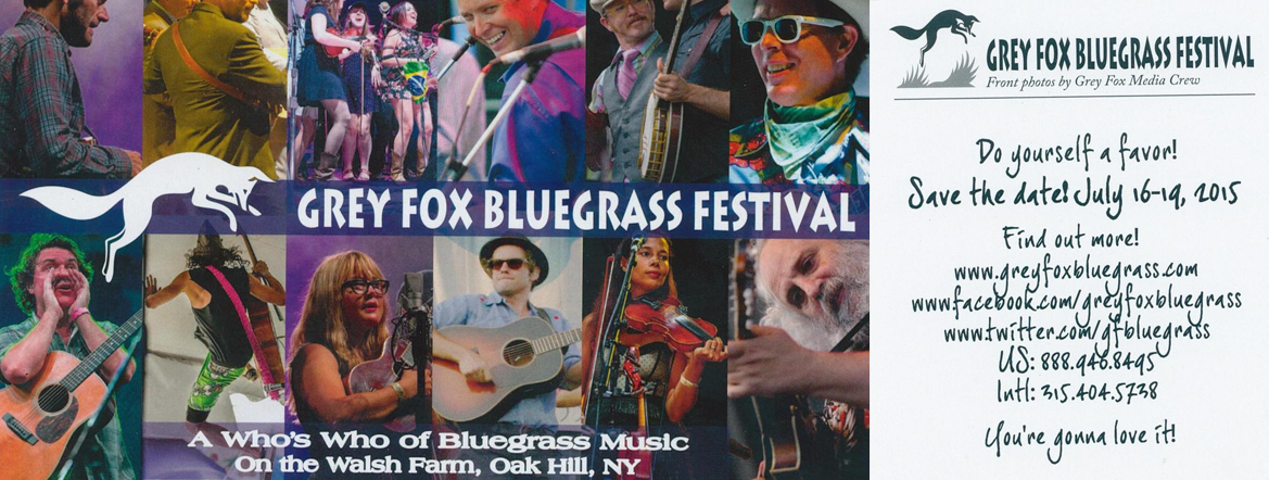 A Taste of Bluegrass at Greyfox Bluegrass