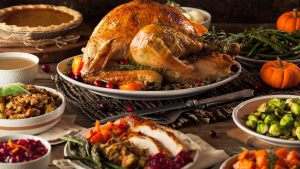 2nd THANKSGIVING DINNER @ Catskill Elks Lodge #1341 | Catskill | New York | United States