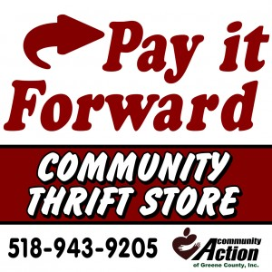Pay it Forward Community Thrift Store