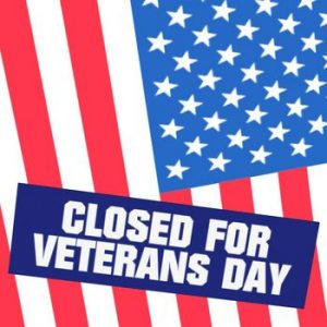 Veteran's Day - Office Closed @ Community Action of Greene County, Inc. | Catskill | New York | United States